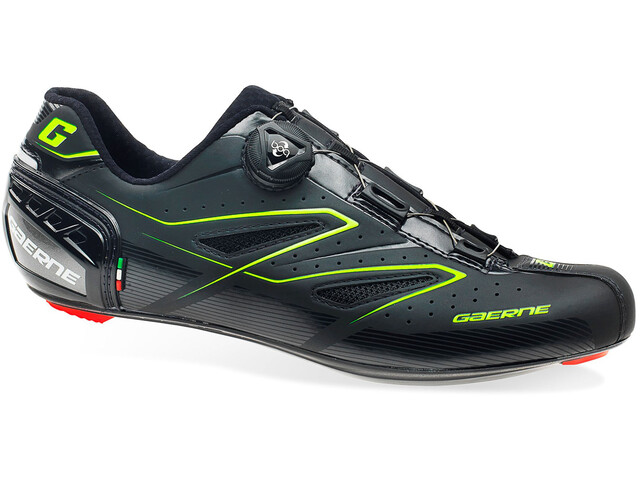 Gaerne Carbon G.Tornado Chaussures de cyclisme pour route Homme, black